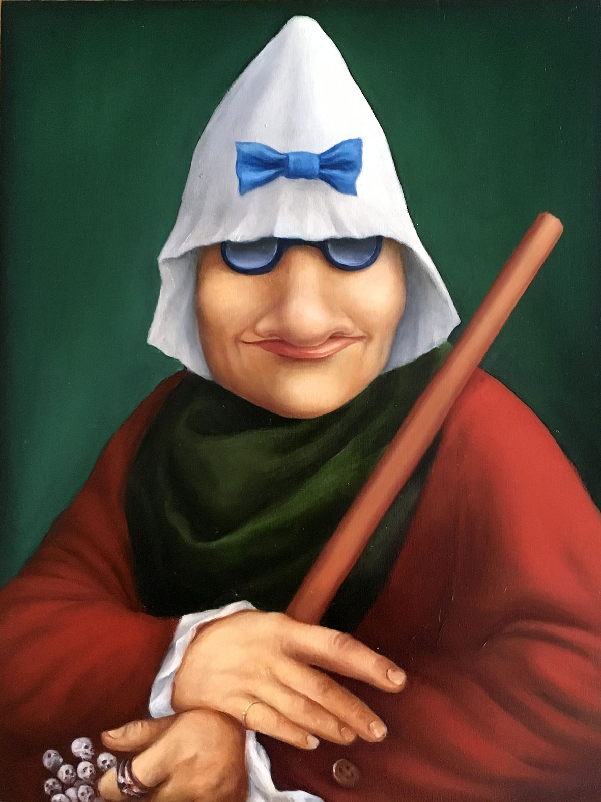 I,-La-femme-au-bâton,-30x40cm
