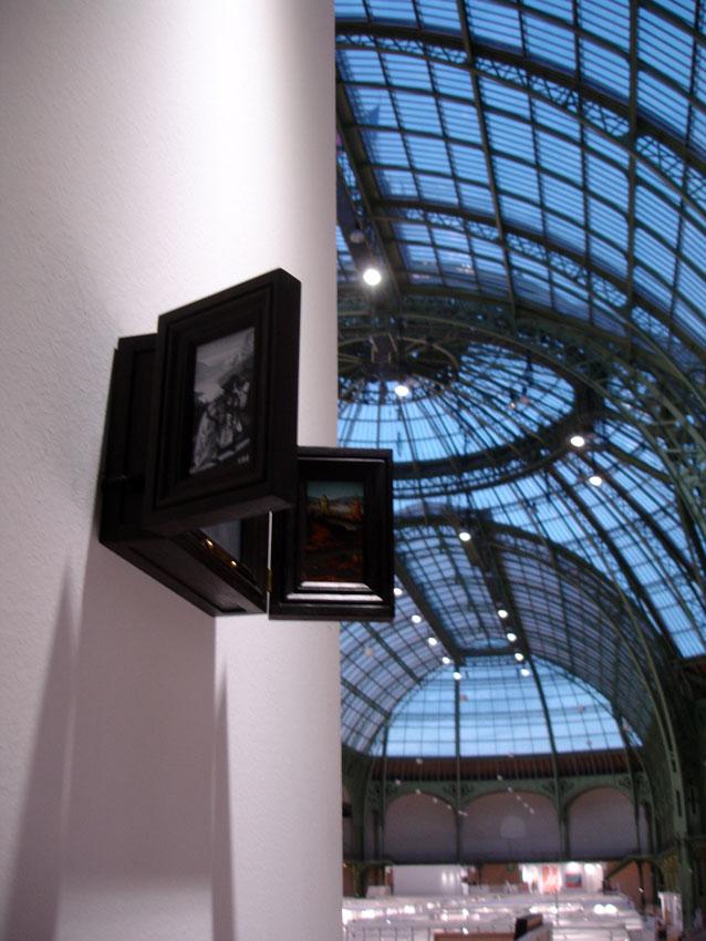 FIAC 2009 avec la galerie Guy Bärtschi