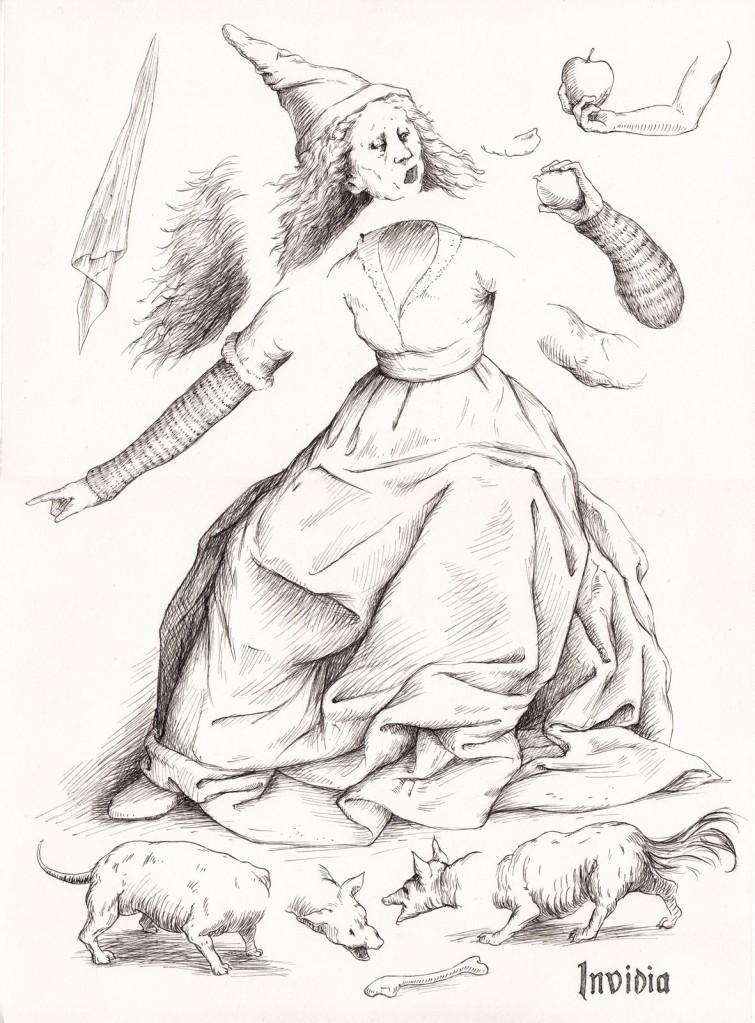 dessin-Invidia