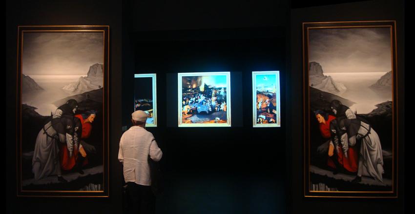 """""""Lebenslust und Totentanz"""" exposition de la collection de Thomas Olbricht"""