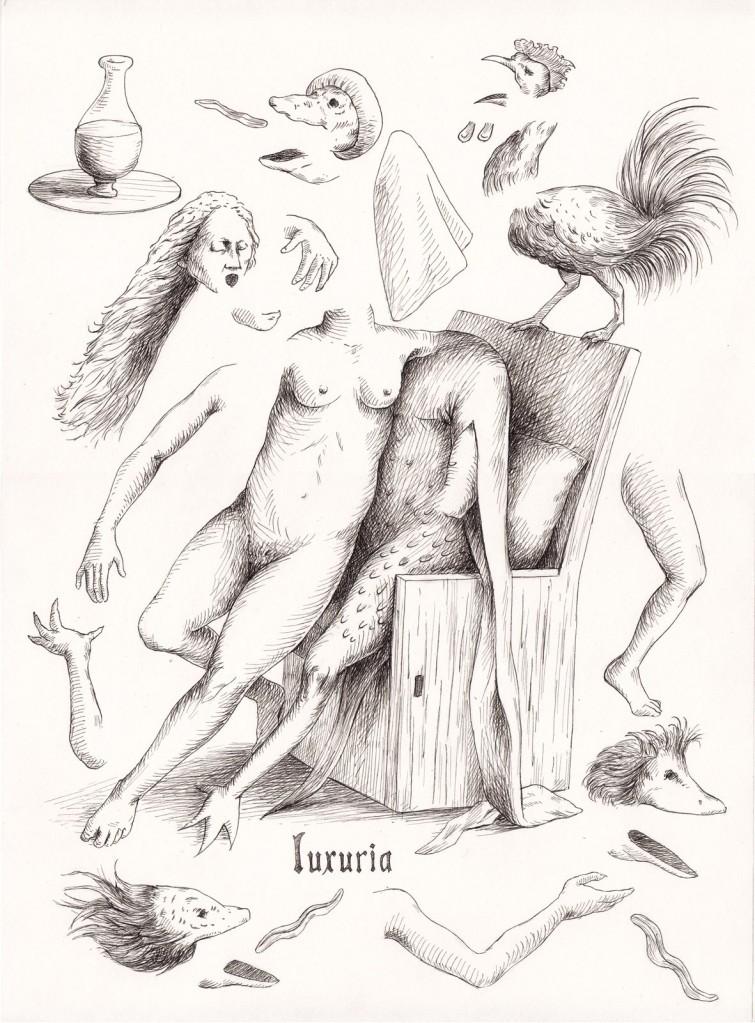 dessin-Luxuria
