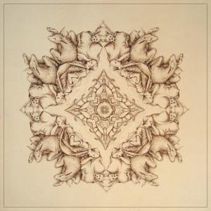 Desidia, Blazon n°2,ink on paper, 46x46cm, 2013